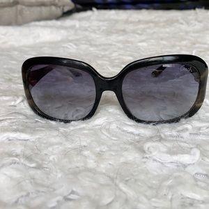 COACH brown & black sunglasses